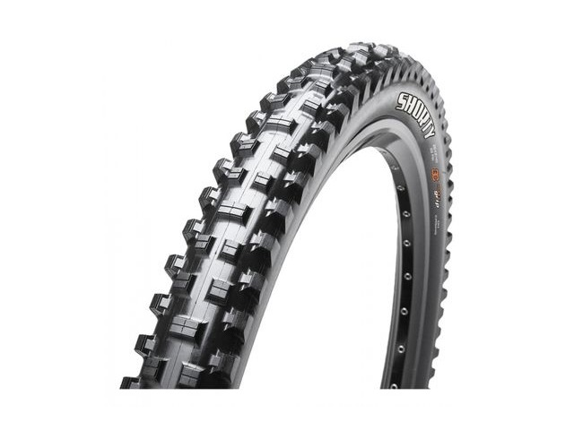 "Maxxis Shorty 2PLY 3C 61-559 26""x2.40"" click to zoom image"