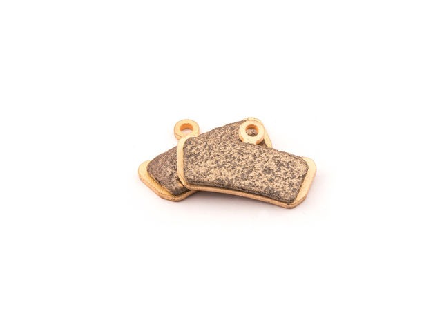 Clarks Sintered Disc Brake Pads W/Carbon For Sram Guide & Avid XO Trail click to zoom image