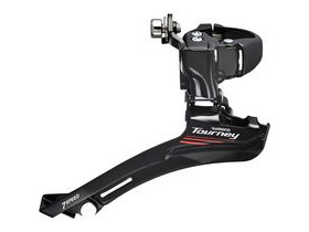 Shimano Tourney / TY FD-A070A 7-speed front derailleur, double 28.6/31.8 /34.9mm