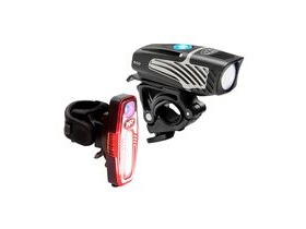 NiteRider Lumina Micro 650 / Sabre 80 Combo Light Set