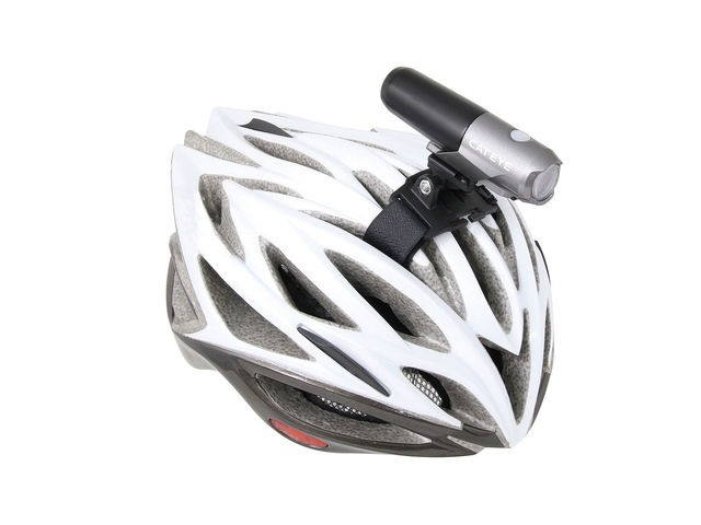 Cateye Flextight Helmet Mount Bracket & Velcro Strap click to zoom image